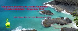 Congresso Brasileira de Gestao Ambiental e Sustentabilidade - Congesta 2015