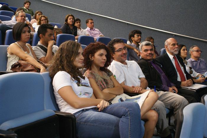 Congresssitas assistindo palestra no Congestas 2013.